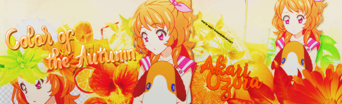 [My Little Pony Class] Lesson 4: Orange by Marie-Saori-Inoue
