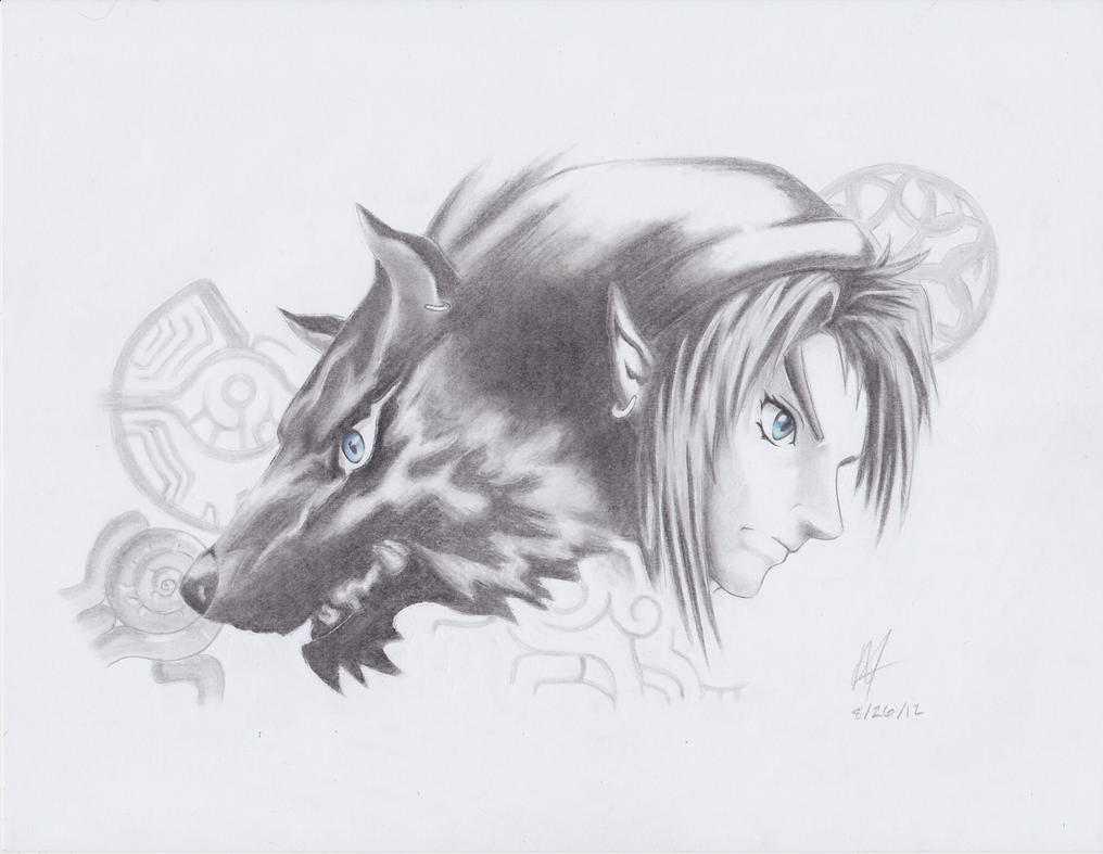 Twilight Princess by 12me3