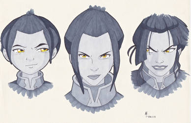 Different Phases of Azula by 12me3