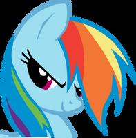 Rainbow Dash by Triox404