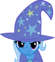 The Great and Powerful Trixie by Triox404