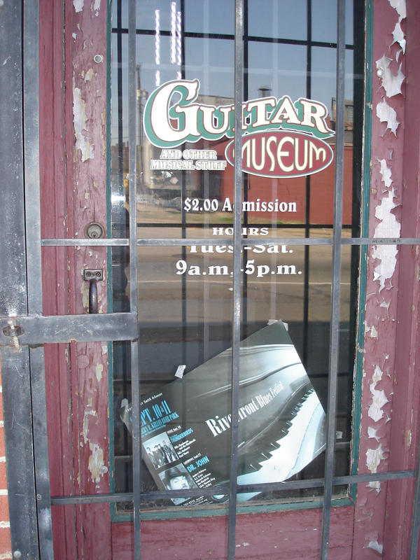 Guitar Museum for Prints by EMGrapes