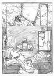Dream Catcher Page 1 Pencils