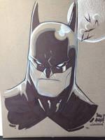 Batman by biroons