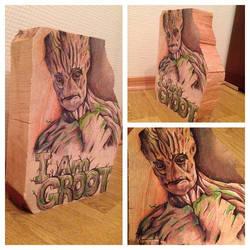 I am Groot part 2