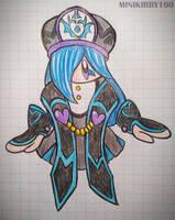 Francisca (Kirby Star Allies) by MiniKirby100