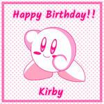 Happy Birthday!! - Kirby