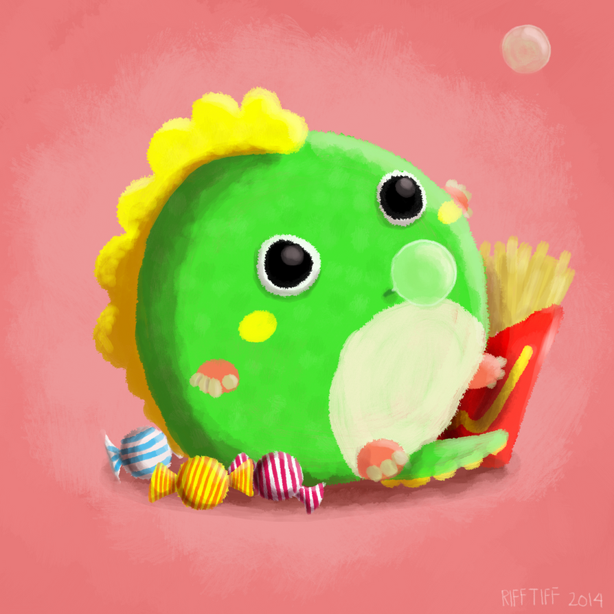 Bubble by rifftiff