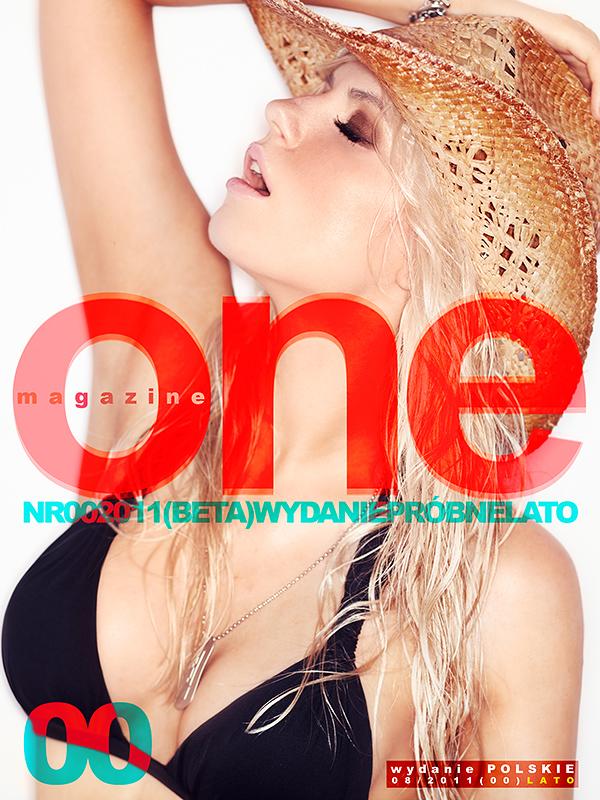 onemagazine_00_cover by lucastomaszewski