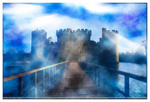 Other Worldly Castle - Final Print Edition