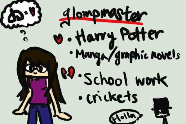 glompmaster's Profile Picture