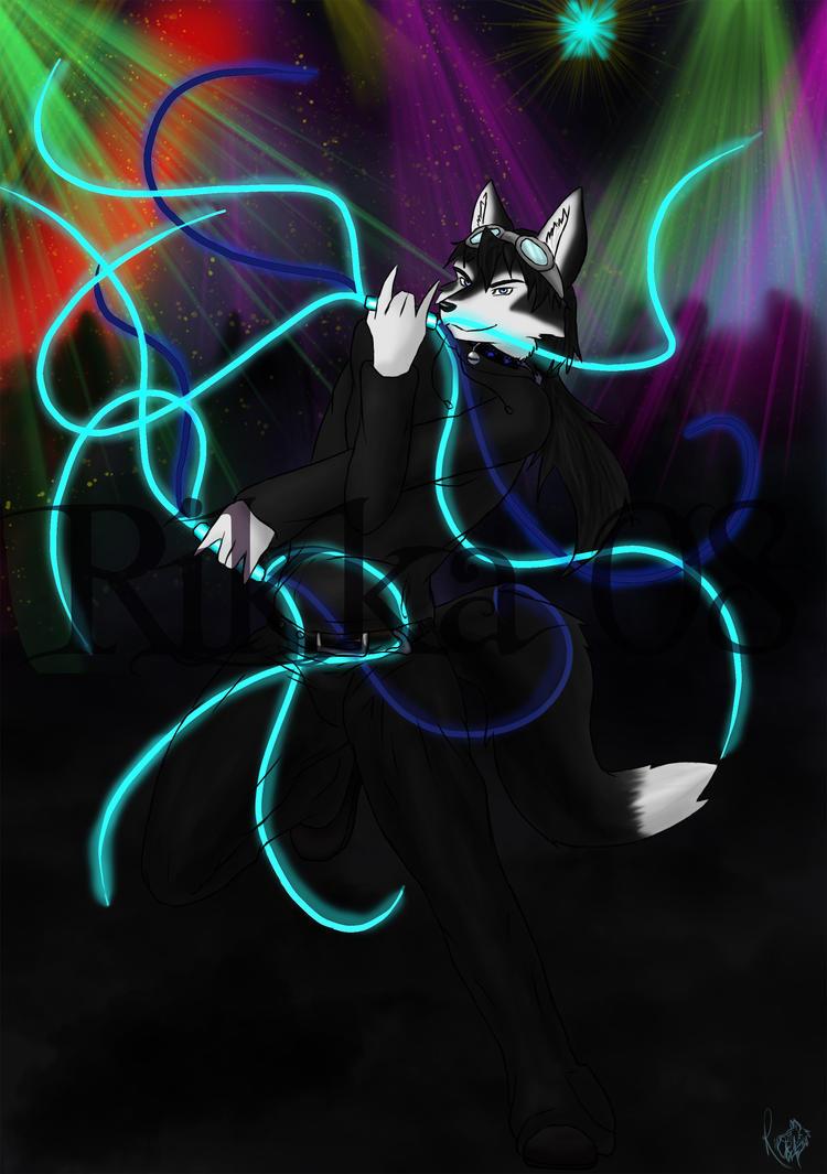 Rave by Kraven-foxy