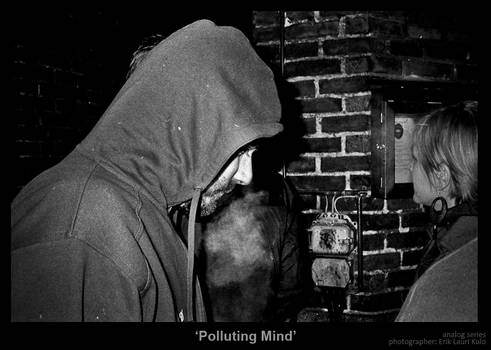 Polluting Mind
