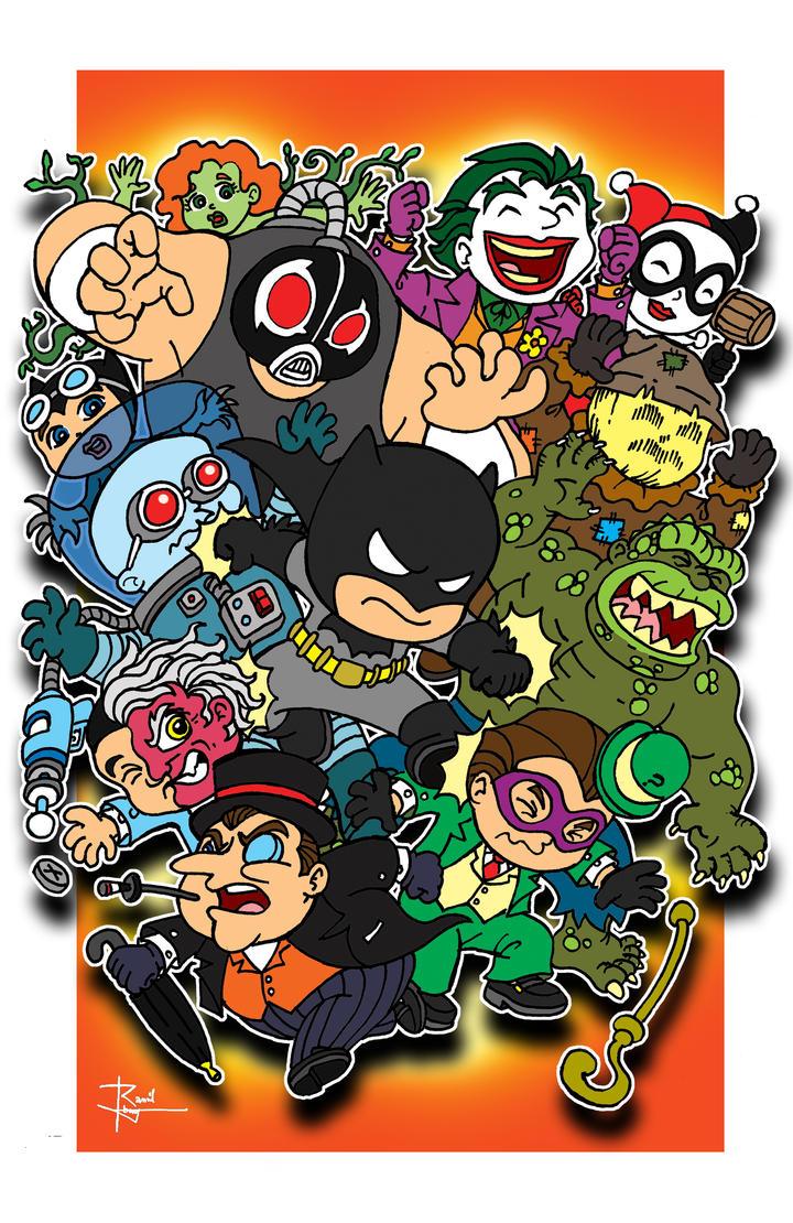 Batman by dGREAT1