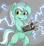 Lyra got the power by shepherd0821