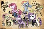 burton X my little pony