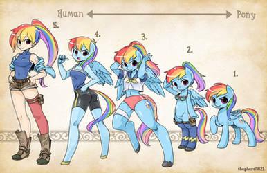 Types- RainbowDash
