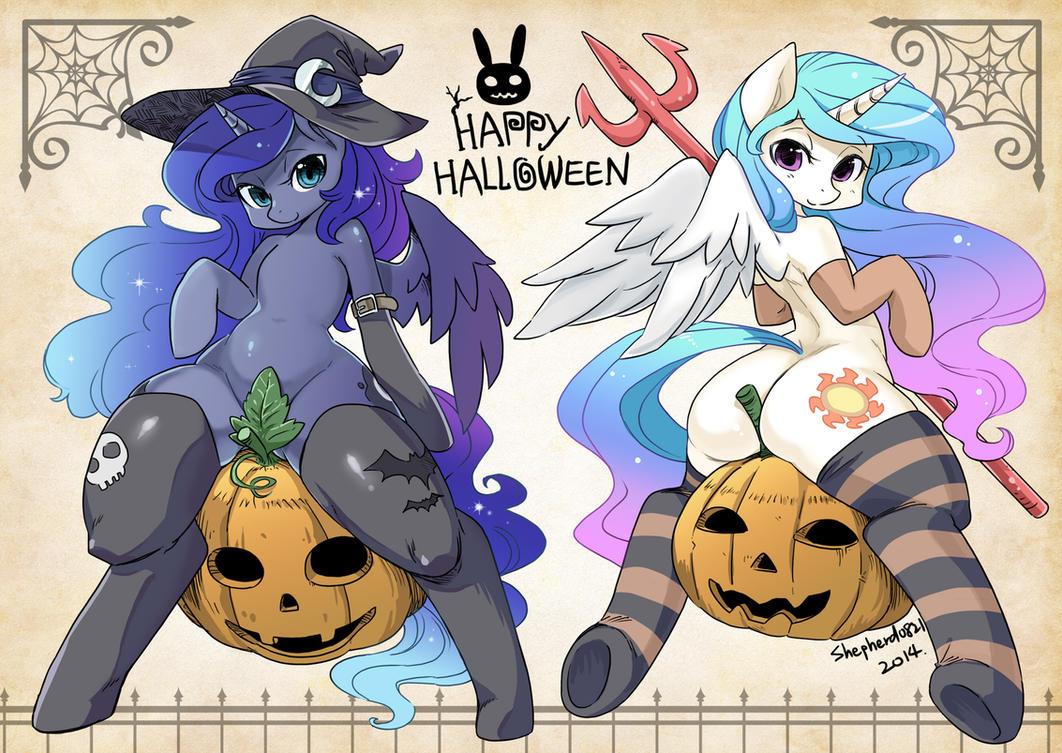 Happy Halloween 2014 by shepherd0821