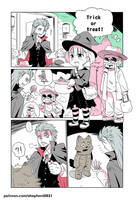 Modern MoGal # 37 - Feud 2 by shepherd0821