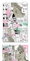 Modern MoGal # 060 - The Beast Attack!!