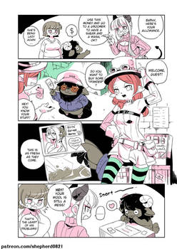 Modern MoGal #096 - Lost Lambs Dont Fly