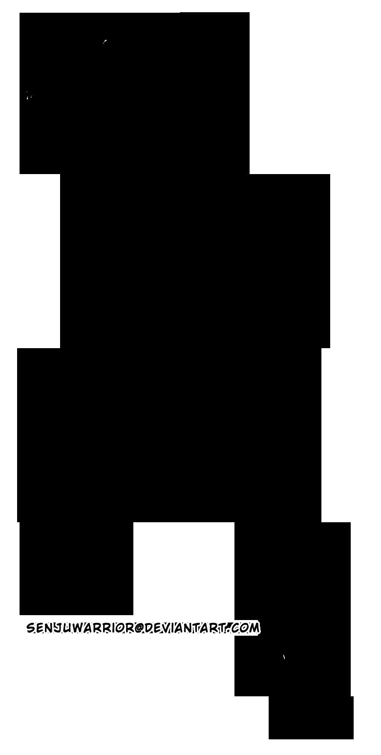 Line Art Nj : Naruto chapter lineart by senjuwarrior on deviantart