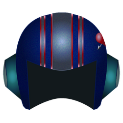 Antonio Guster Helmet (Complete)