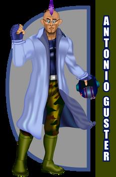Antonio Guster (Original)