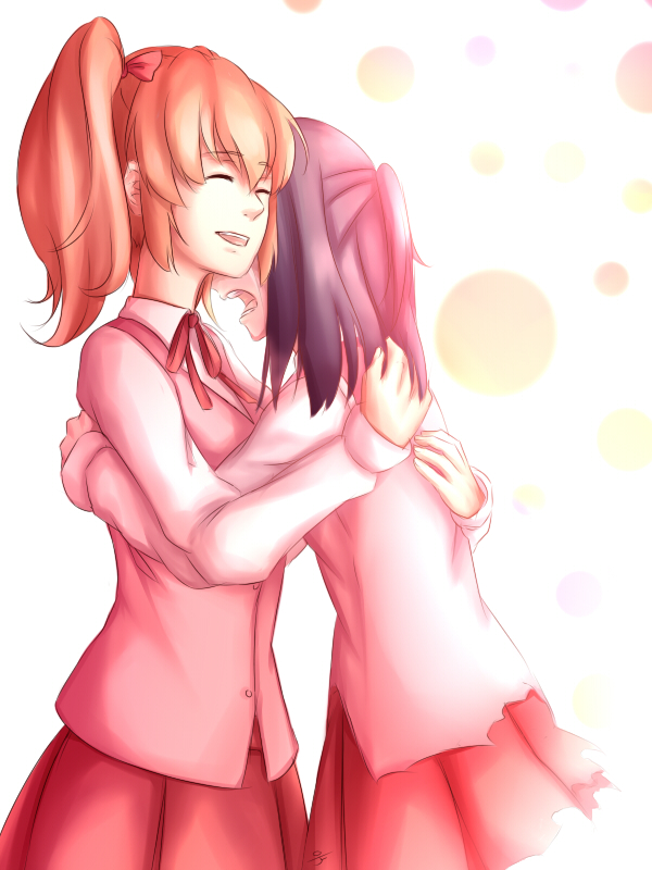 Aki and Misao by j0s0f0