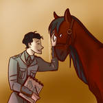 War Horse: Enough Courage for the Two of Us