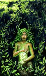 Nature Spirit by goldronin