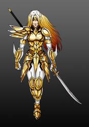 Goldronin's Armor