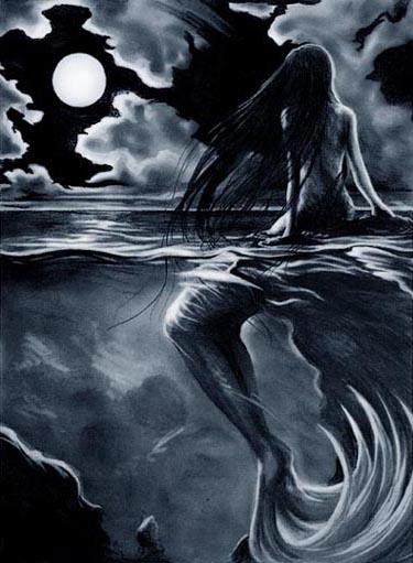 Siren by goldronin