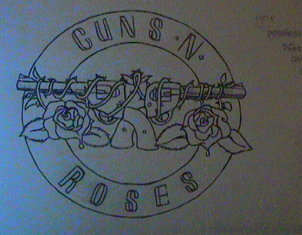 Guns n Roses Greatest Hits by mcheeseys on DeviantArt