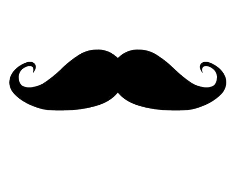 Moustache PNG by TatiDeBieber