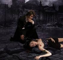 Bitten by a Gorgeous Vampire by freakyada