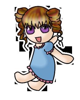 Random Chibi by freakyada