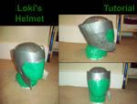 Loki's Helmet Tutorial