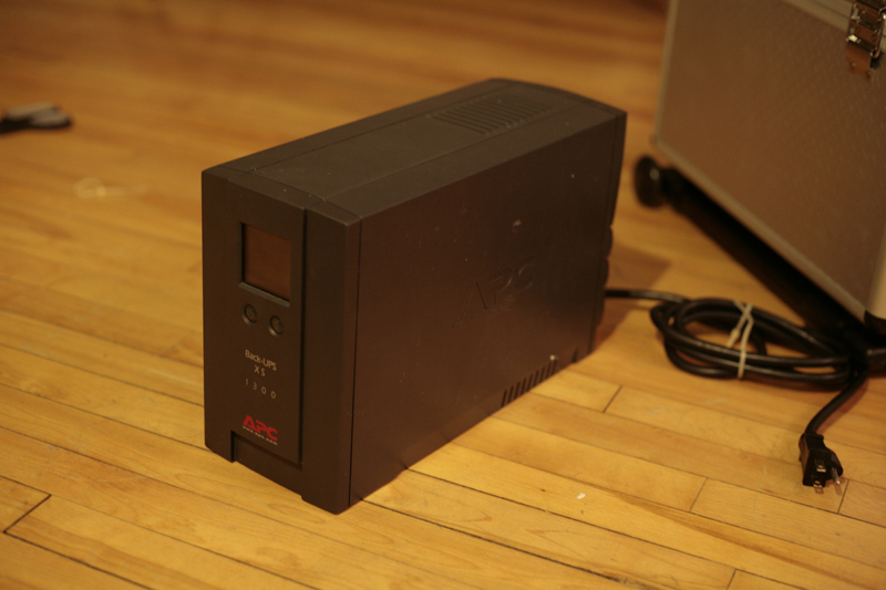 Portable PSU 1 by CasePhoto