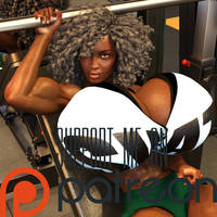 Gym Rat Cover by ViolaZierau