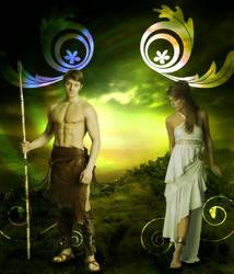 Celtic power by Kitt98