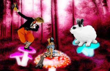 Alice in my dreams by Kitt98