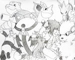 Strongest Rival Trainer - Gary by i-am-rik