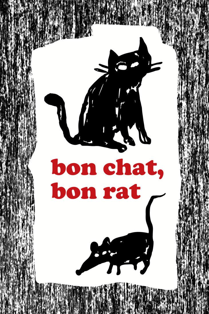 Bon chat, bon rat by athaliah
