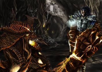 Diablo Illustration