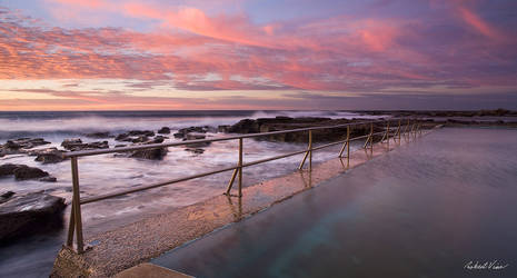 Coalcliff Baths 3 by robertvine