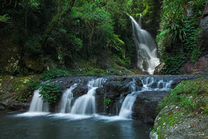 Elabana Falls 1 by robertvine
