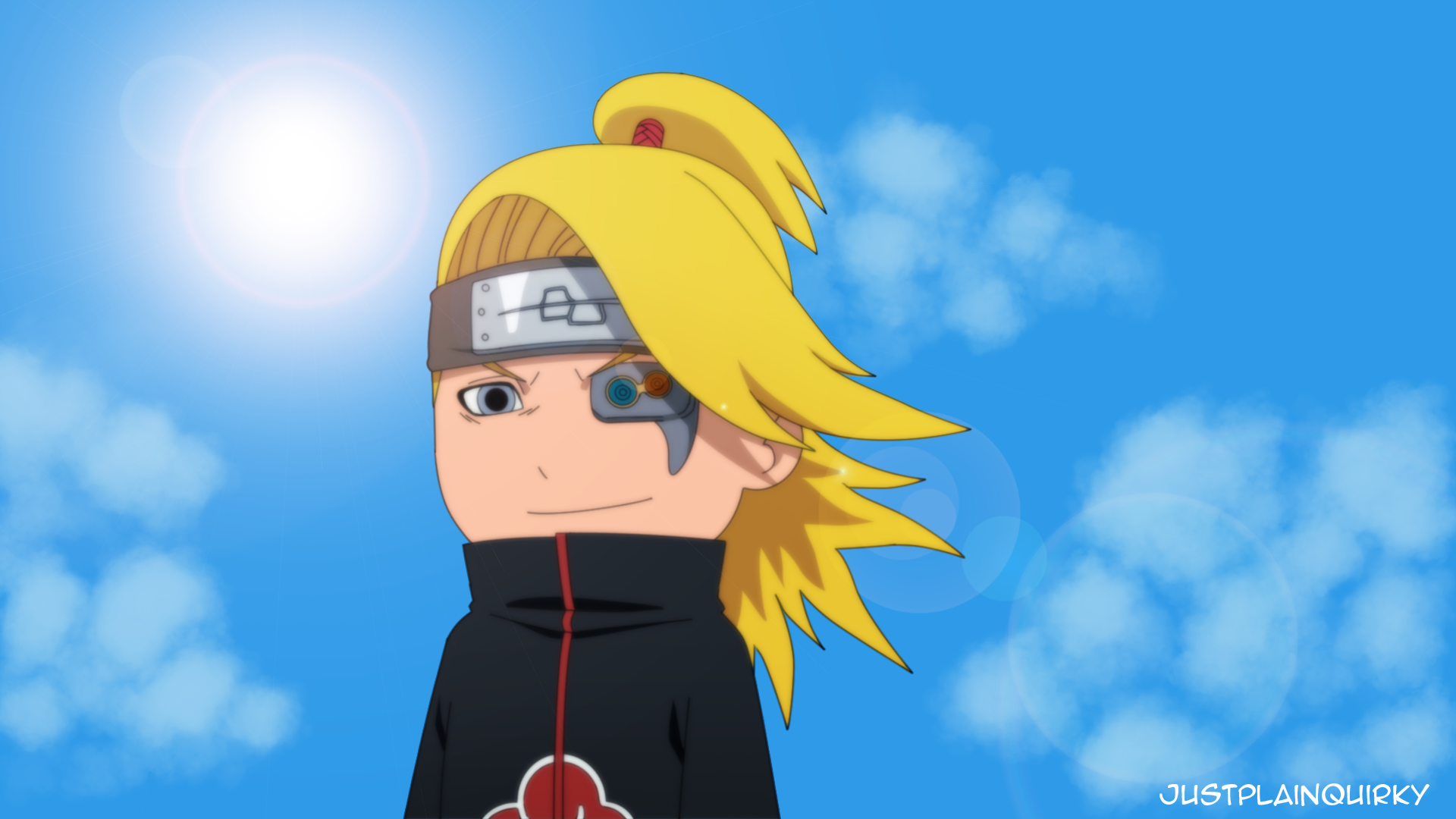 deidara wallpaper by ilacirjr - photo #17
