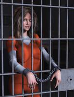 Prison Aileen by Lyoness1
