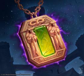Dark Portal Hearth Stone